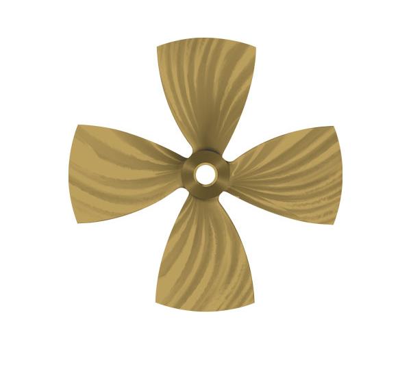 Work Boat Propellers
